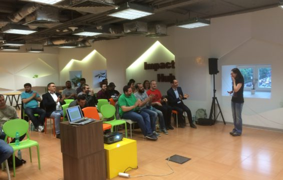Bucharest WordPress Meetup Presentation