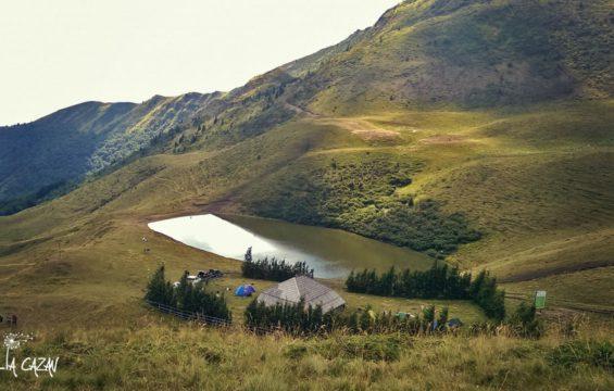 Lacul Vulturilor (Eagles' Lake)