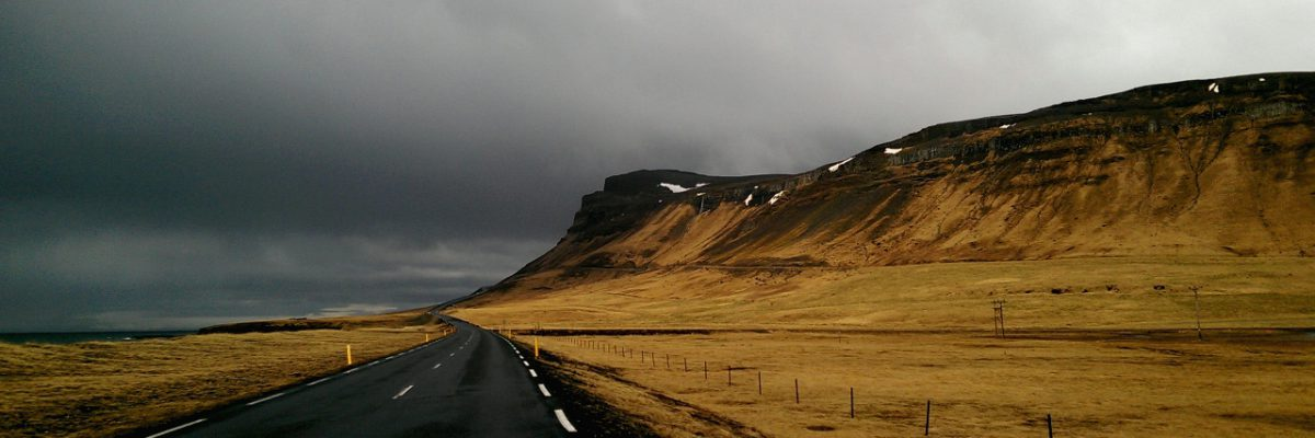 Six friends, a car and Iceland