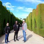 Anca, Cătălin, Cezar - Alhambra