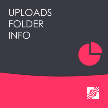 Uploads Folder Info Premium Extension