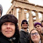 Cezar, Iulia, Andrei, Anca, Sasha, Cătălin