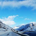 Lofoten roads