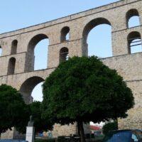 Kavala old viaduct