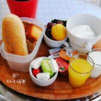 Delicious breakfast in Kavala