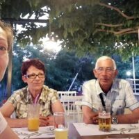 Me, Vasi, Nelu, and Cezar