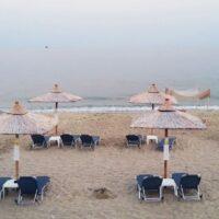 Limenaria beach view