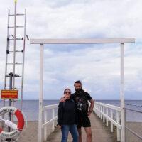 Anca and Cătălin